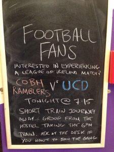 Cobh Ramb v UCD