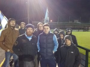 UCD Fans with Gary ONeill